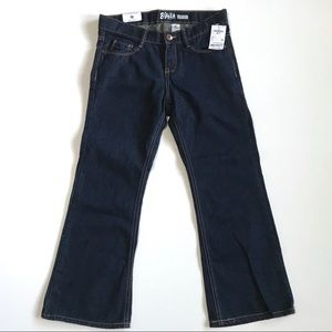 NWT 8P OshKosh B'Gosh Boot Cut Girl's Jeans